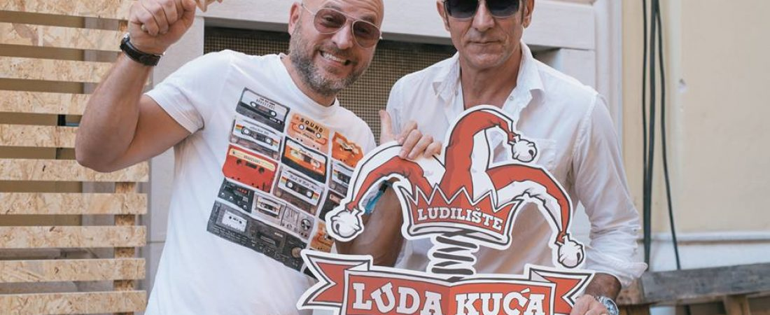URAGAN with kazalište Luda Kuća by: Rene Bitorajac & Đuro