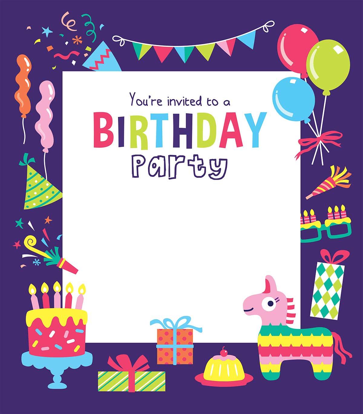pozivnice za rođendan izrada Izrada pozivnica   Uragan pozivnice za rođendan izrada